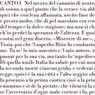 Pagina. Divina Commedia - Inferno