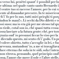 Pagina. Divina Commedia - Paradiso