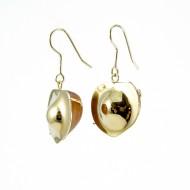 earrings Hazelnut