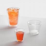 tazza doppio vetro Piuma