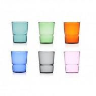 set 6 bicchieri Tap