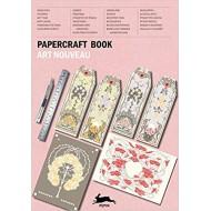libro Papercraft Book - Art Nouveau