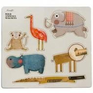 magneti wild animals