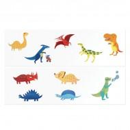 tatuaggi temporanei Dinosauri