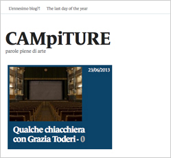 Campiture Blog Arte Contemporanea