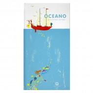 libro pop up Oceano